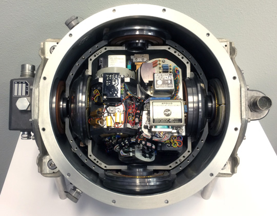 Apollo Inertial Measurement Unit