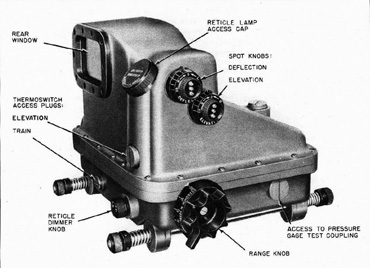 Mark 14 gunsight